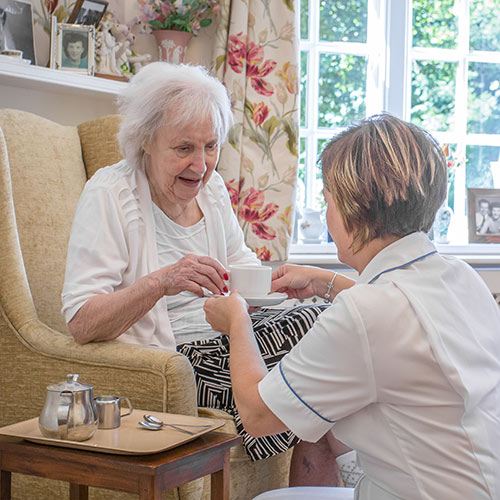 St Christopher's Residential Care in Ascot