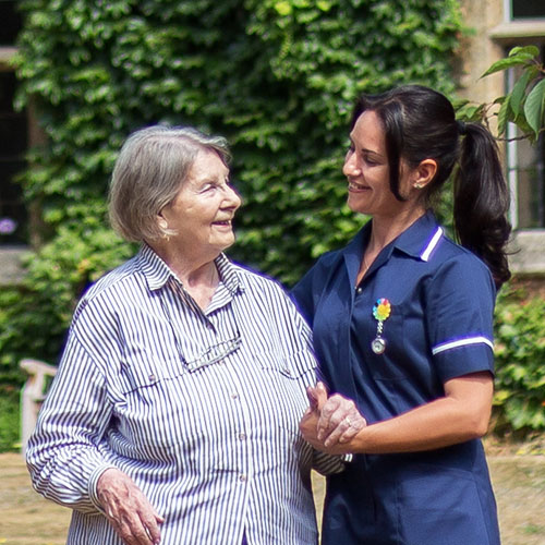 Nursing Care in Ascot